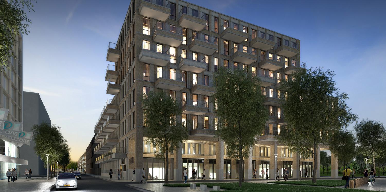 square appartementen amsterdam